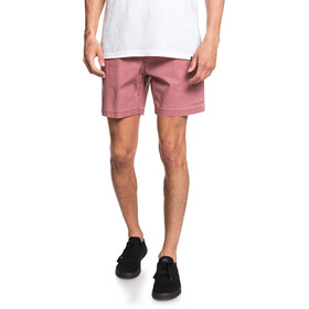 Quiksilver Taxer Pantalones Cortos Hombre, violeta